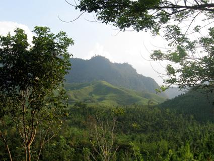 Provinz Alta Verapaz in Guatemala