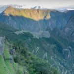 auf dem Inka Trail nach Machu Picchu
