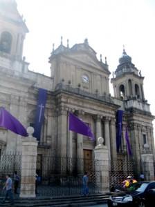 Kathedrale Guatemala City