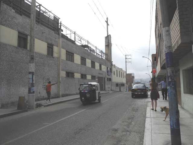 Mototaxi in Vista Alegre / Chorillos