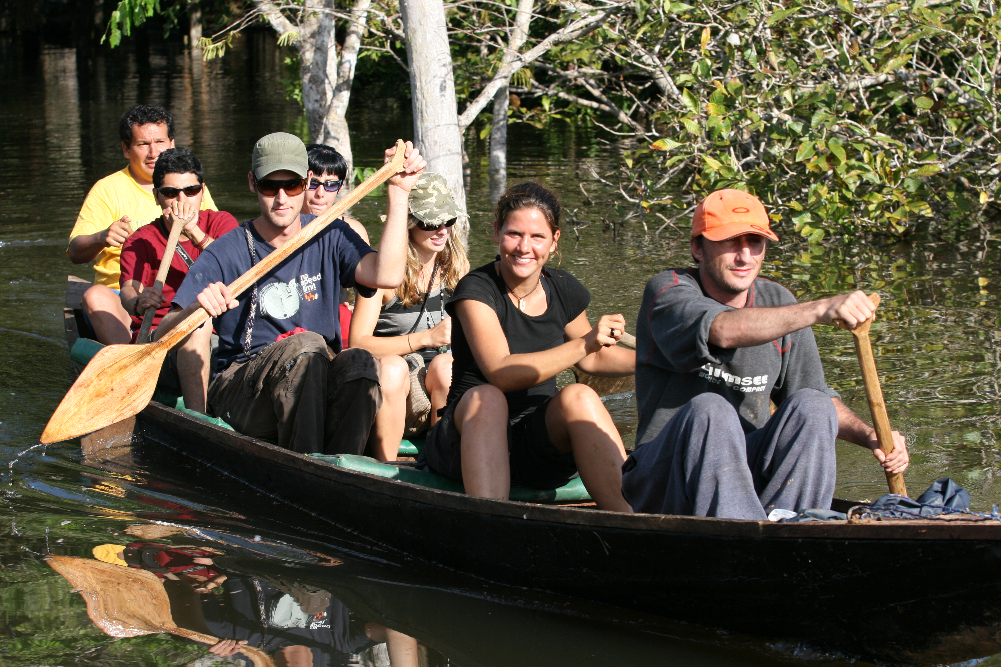 Cuyabeno Nationalpark