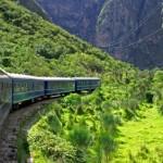 Mit dem Zug durch die Anden nach Machu Picchu