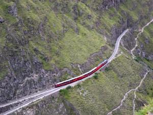 Tren Crucero (Foto von Tren Ecuador)