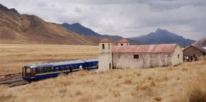 Andean Explorer (Foto von Peru Rail)