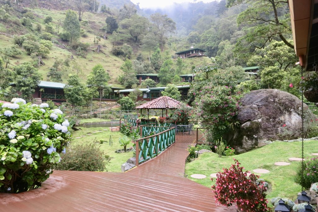 Trogon Lodge in Costa Rica